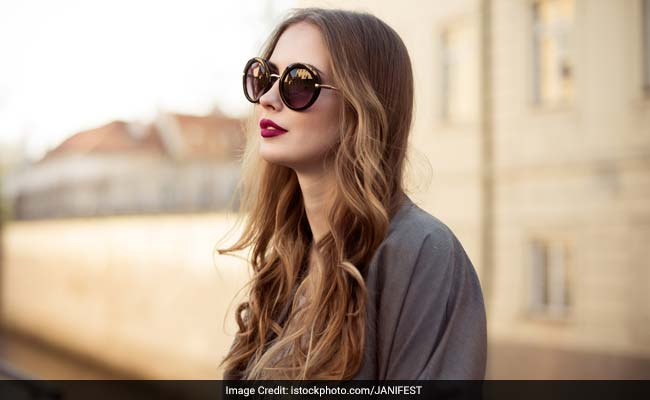 sunglasses in the city