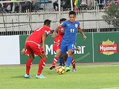 Sunil Chhetri's Strike Ends India's 64-Year-Old Jinx in Myanmar
