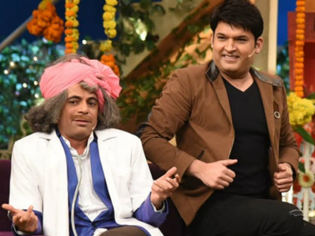 Sunil Grover Might Have Quit Kapil Sharma's Show After Alleged Fight