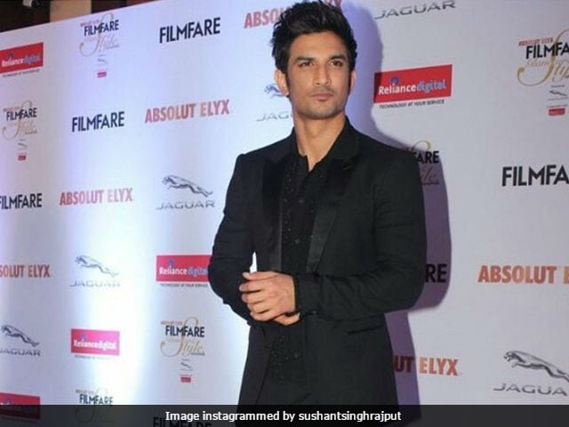 Sushant Singh Rajput Unveils The First Poster Of His Upcoming Film Romeo Akbar Walter