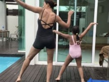 Sushmita Sen And Daughter Alisah Dancing To Ed Sheeran's Shape Of You Is The Sweetest Thing You'll See Today