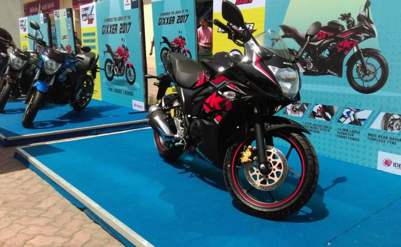 Suzuki will soon offer ABS on the Gixxer SF. Bookings have already commenced