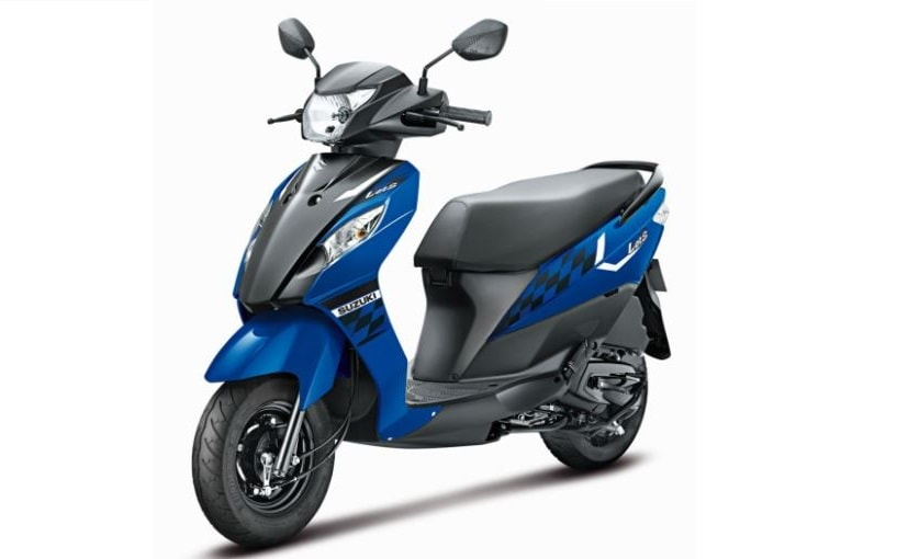suzuki launches bs-iv compliant let's scooter, hayate ep bike
