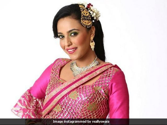 Swara Bhaskar Says Uttar Pradesh and Bihar Have Played Crucial Role In Her Career
