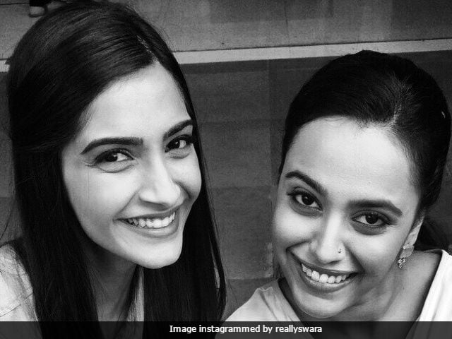 Swara Bhaskar: Sonam Kapoor Is A Better Friend to Me Than I Am To Her