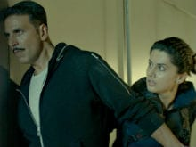 Taapsee Pannu On Action Sequences With Akshay Kumar: He Sets The Meter Very High