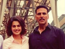 Akshay Kumar, Taapsee Pannu Demonstrate Self-Defence Moves For Women