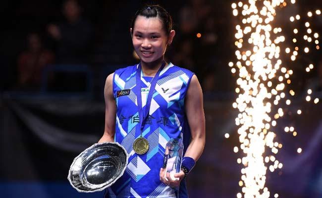 बैडमिंटन : ताई जू यिंग ने ऑल इंग्लैंड ओपन चैम्पियनशिप का महिला सिंगल्स खिताब जीता