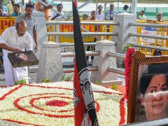 Over Budget 'Presented' At Jayalalithaa Memorial, Row In Tamil Nadu House