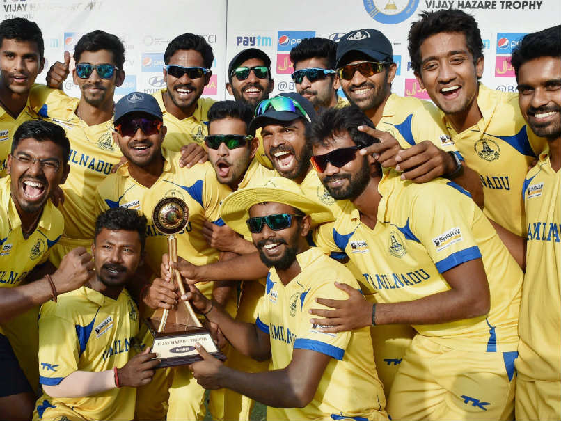 Dinesh Karthik, Bowlers Guide Tamil Nadu To Vijay Hazare Triumph