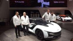 Tata Motors Calls Shelving Of Tamo RaceMo Sports Car Project Rumours