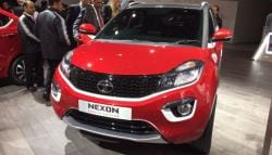 Dealers Start Accepting Bookings For The Tata Nexon Subcompact SUV