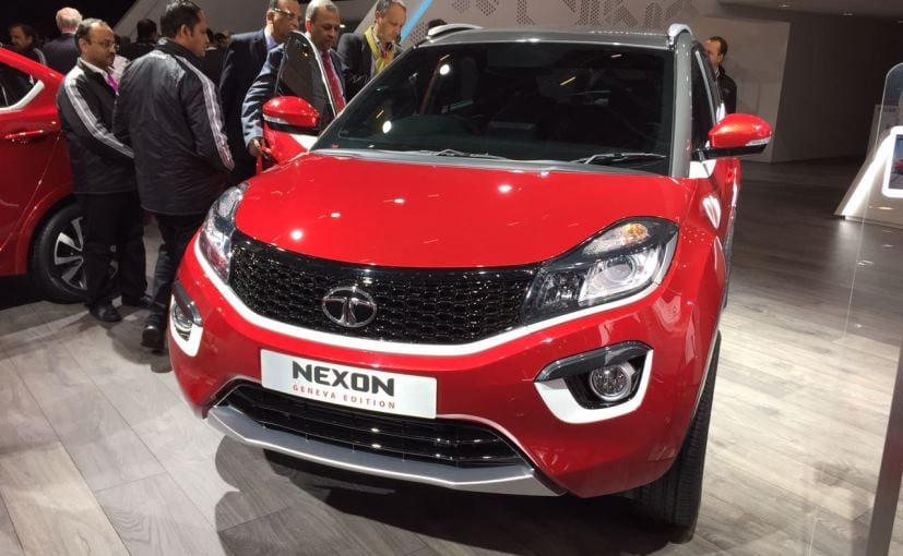 Geneva Motor Show Tata Nexon Subcompact Suv Specifications