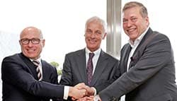 Tata, VW, Skoda Ink MoU; First Product To Hit Markets In 2019