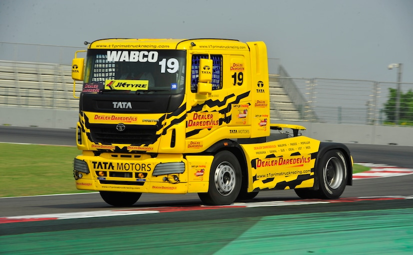 Tata Motors To Showcase 1000 Bhp Race Truck At T1 Prima Championship