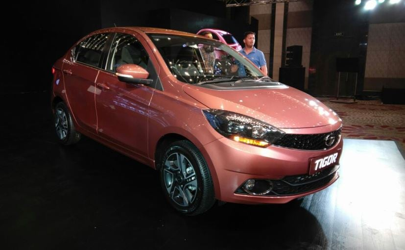 tata tigor features