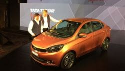Tata Tigor Subcompact Sedan Launched In India; Prices Start At Rs 4.70 Lakh