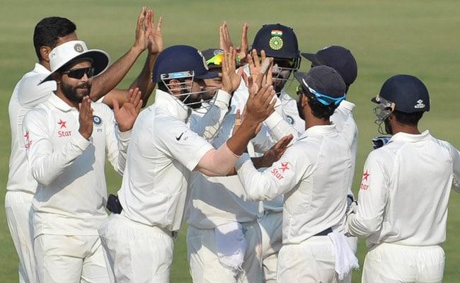 INDvsAUS: रवींद्र जडेजा और चेतेश्वर पुजारा के कैच की बदौलत टीम इंडिया ने अपने नाम किया पहला सेशन, देखें वीडियो