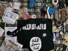 ISIS Flag, Train Time Table Found Near Terror Suspect's Body In Thakurganj Near Lucknow