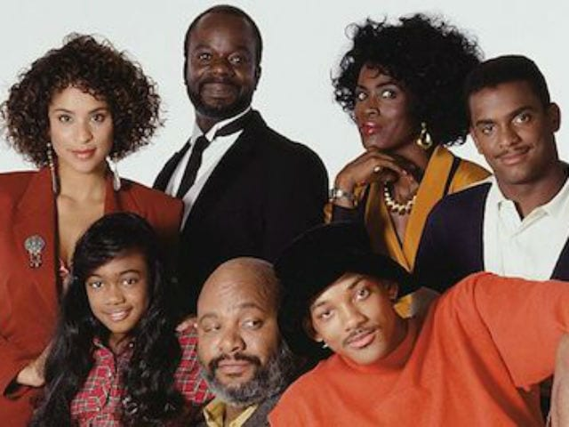 Cast Of Fresh Prince of Bel-Air Reunites For An Iconic Photo