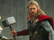 <i>Thor: Ragnarok</i> - Chris Hemsworth Debuts New Look, No Long Locks This Time