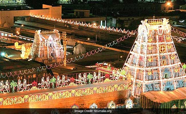 Where Are Ornaments Donated By 16th Century King To Tirupati, CIC Asks