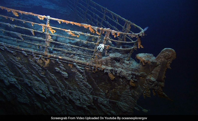 Titanic Will Have Visitors After More Than A Century As Private Dives To Begin