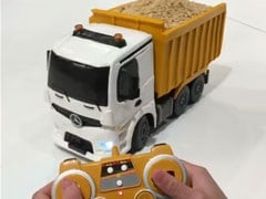 Over A Million Views For This Toy Truck. Watch The Surprise Here