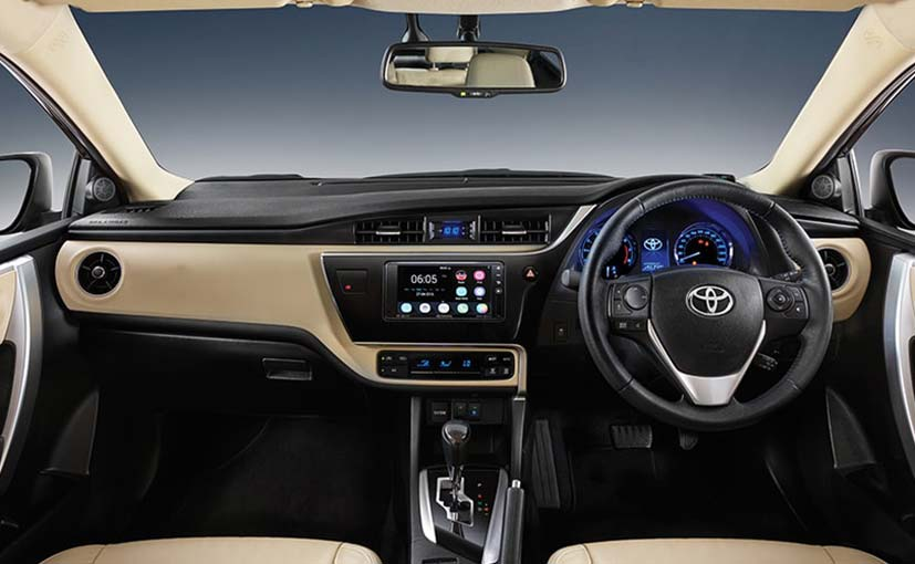 2017 Toyota Corolla Altis Facelift Launched In India ...