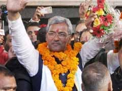 Trivendra Singh Rawat, Who Takes Charge As Uttarakhand Chief Minister Today, Faces First Challenge