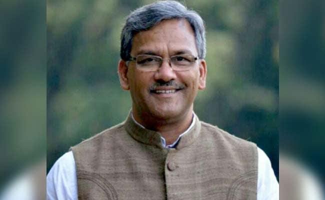 Uttarakhand Chief Minister Trivendra Rawat Promises To End Corruption