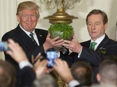 Irish Prime Minister Tells Donald Trump: St. Patrick Was 'An Immigrant'