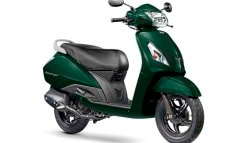 TVS 2nd Largest Scooter Maker In Apr-Feb Period, Overtakes Hero