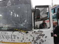 सीरिया : बम विस्फोट में एक बच्चे सहित 7 नागरिकों की मौत