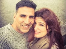 Twinkle Khanna Will 'Always Be' Akshay Kumar's '<i>Mast Mast</i> Girl'