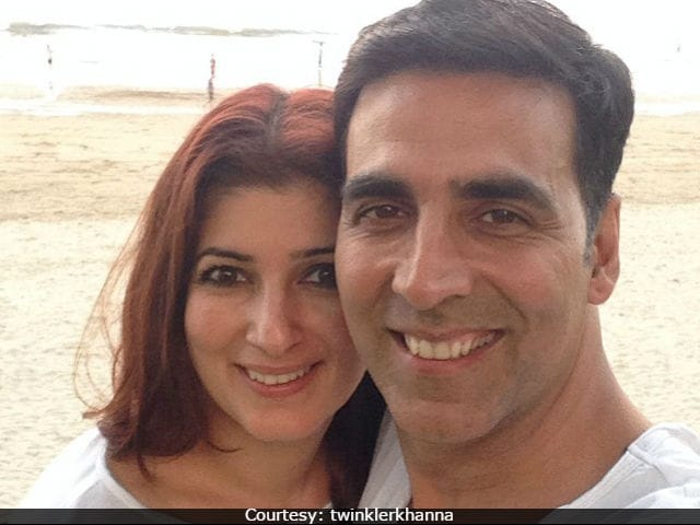 Twinkle Khanna Says Akshay Kumar's Padman Will Spread Awareness About A 'Shamed' Subject