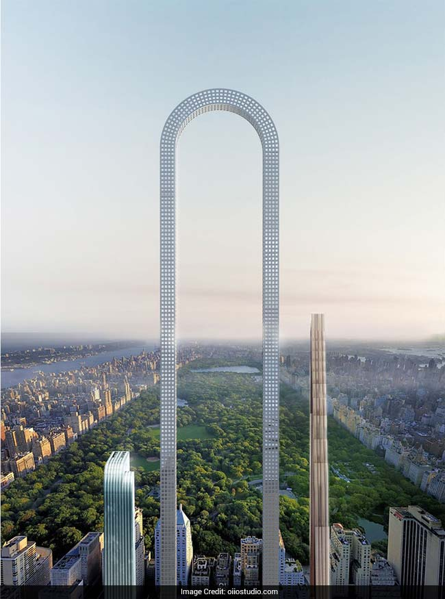 This U Shaped Skyscraper Could Soon Be The World S Tallest Building