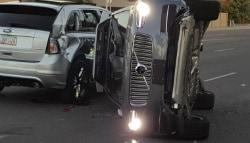 Uber Stops Testing Its Autonomous Fleet After Crash in Arizona, USA