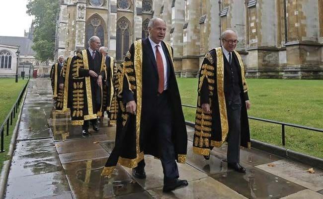 Branded 'Enemies Of The People' Over Brexit Case, Senior UK Judges Hit Back