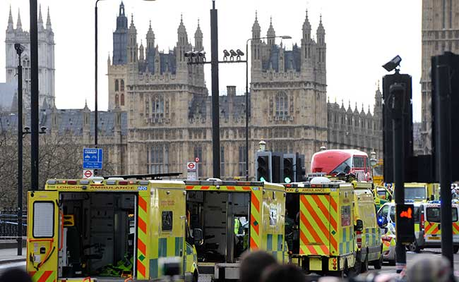 World Leaders Unite In Solidarity With UK Parliament Attack