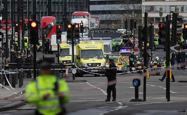 London Attack Live Updates: 5 Killed, Nearly 40 Injured In 'Terrorist' Attack
