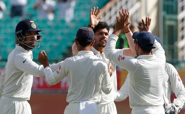 Highlights, India vs Sri Lanka, 1st Test: India On Top As Sri Lanka End Day 2 At 154/5, Trail By 446