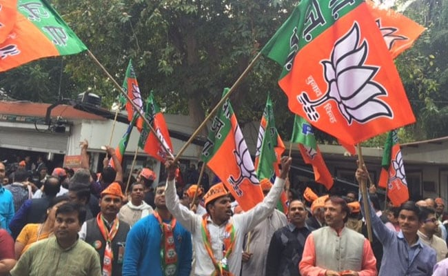 MLAs Sweat It Out To Ensure BJP's Victory In UP Civic Polls