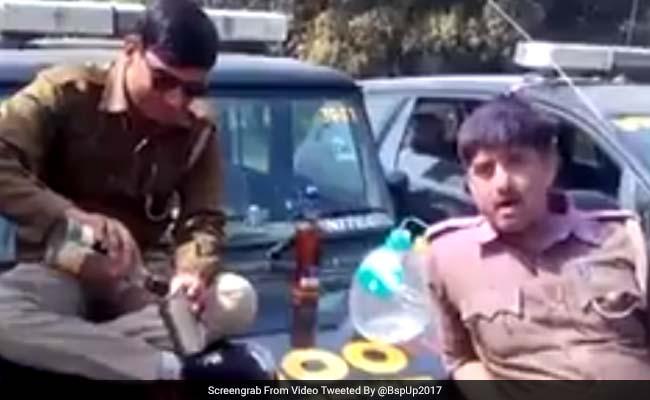 ग्वालियर : होली पर शराब पीकर हुड़दंग करने वाले 15 पुलिसकर्मी निलंबित