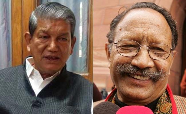 उत्तराखंड चुनाव परिणाम 2017 : बीजेपी को तीन चौथाई बहुमत, दोनों सीटों से हारे सीएम हरीश रावत