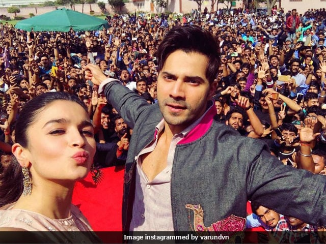 Find Out What Is Varun Dhawan's Special Birthday Gift For His Co-Star Alia Bhatt