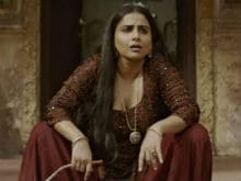 Vidya Balan Says <i>Begum Jaan</i>'s Script Made Her Do The Film