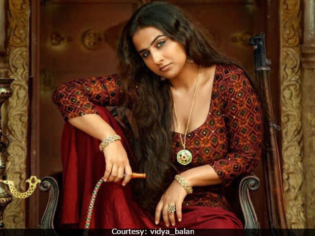 Begum Jaan New Poster: Vidya Balan Introduces Us To Her 'Family'