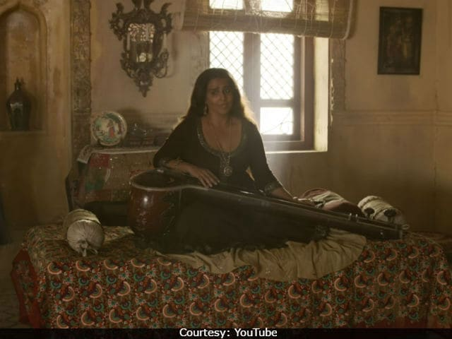 Begum Jaan Song Prem Mein Tohre: Vidya Balan And Her Merry Women Celebrate Life