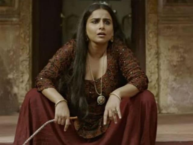 Vidya Balan Says Begum Jaan's Script Made Her Do The Film